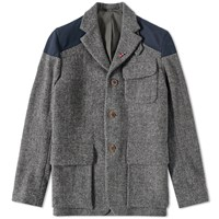 Nigel Cabourn Mallory Jacket Grey