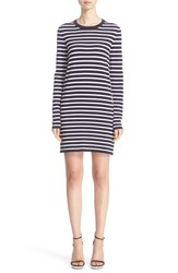 Michael Kors Women's Stripe T Shirt Dress