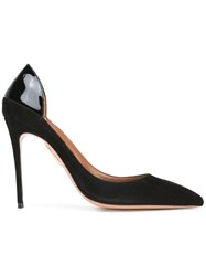 Aquazzura Stiletto Pumps Black