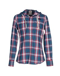 Sundek Shirts Shirts Men Slate Blue