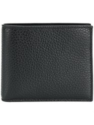 Canali Billfold Wallet Black