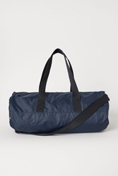 Handm Cylindrical Sports Bag Black