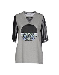 Finders Keepers Topwear T Shirts Women Grey