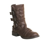 Blowfish Korey Boots Coffee