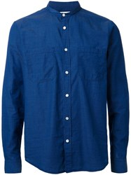 Hope 'Rick' Shirt Blue