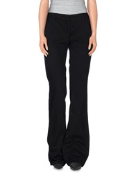 Siviglia Trousers Casual Trousers Women Black