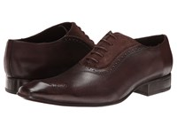 Messico Anejo Brown Brown Suede Men's Dress Flat Shoes