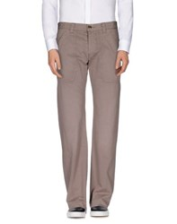 Ermanno Scervino Scervino Street Trousers Casual Trousers Men Dove Grey