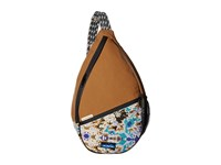 Kavu Paxton Pack Midnight Floral Bags Multi