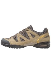 Lowa Phoenix Walking Shoes Oliv Senf Brown