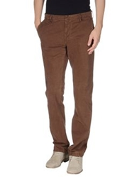 Reporter Casual Pants Cocoa