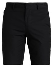 Solid Hercules Shorts Black