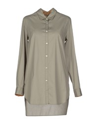 Alviero Martini 1A Classe Shirts Shirts Women Light Green