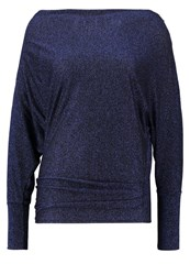 Wal G G. Jumper Navy Dark Blue