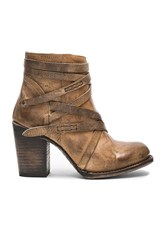 Freebird Gem Booties Tan