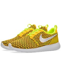 Nike W Roshe One Flyknit Yellow