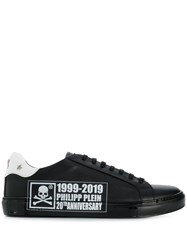 Philipp Plein 20Th Anniversary Sneakers Black