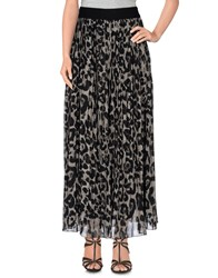 Care Of You Skirts Long Skirts Women Black