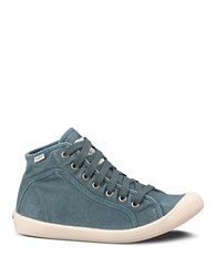 Palladium Canvas Flex Lace Sneakers Blue