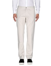 Woolrich Casual Pants Light Grey