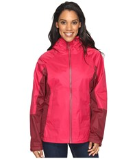 Mountain Hardwear Exponent Jacket Cranstand Women's Coat Pink