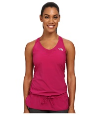The North Face Gtd Woven Tank Top Dramatic Plum Women's Sleeveless Pink
