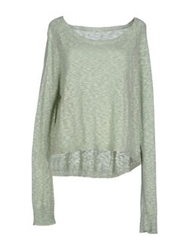 Scout Sweaters Light Green