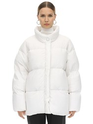 Ienki Ienki Cloud Ultra Light Matte Down Jacket White