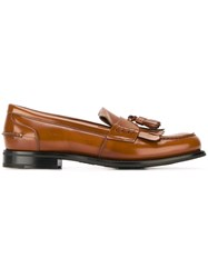 Church's 'Omega' Loafers Brown