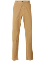 Kenzo Casual Trousers Brown