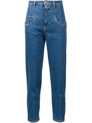 Closed Girlfriend Jeans Blue