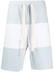J.W.Anderson Jw Anderson Striped Rugby Shorts 60