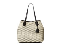 Cole Haan Abbot Tote Prism Print Tote Handbags Gray