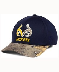 Top Of The World Georgia Tech Yellow Jackets Region Stretch Cap