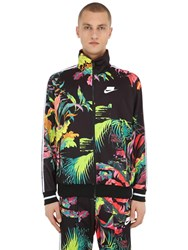 Nike Printed Techno Track Jacket Multicolor