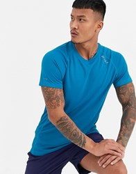 2Xu Xvent Short Sleeve T Shirt In Blue