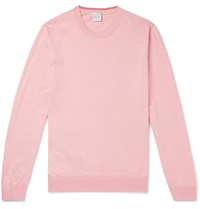 Paul Smith Cotton Sweater Pink