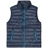 Patagonia Down Sweater Vest Navy Blue