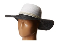 Bcbgeneration Pretty Pearl Floppy Black Traditional Hats