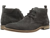 Kenneth Cole Reaction Prove Out Charcoal Men's Lace Up Casual Shoes Gray