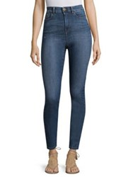 Max Mara High Waist Jeans Midnight Blue