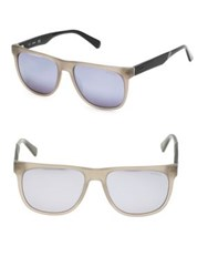 Guess Square Rectangle Sunglasses Grey