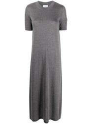 Barrie Knitted Midi Dress 60