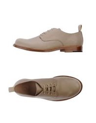 Rokin Lace Up Shoes Dove Grey