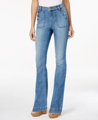 Styleandco. Style And Co. Flare Leg Austin Wash Jeans Only At Macy's