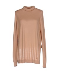 Patrizia Pepe Turtlenecks Sand