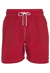 Hackett Swimming Shorts Red Dark Red