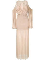 Alice Mccall Spell Gown Neutrals