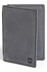 Andrew Marc New York Men's Andrew Marc 'Warren' Wallet Grey Charcoal