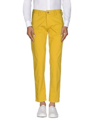 Basicon Trousers Casual Trousers Men Yellow